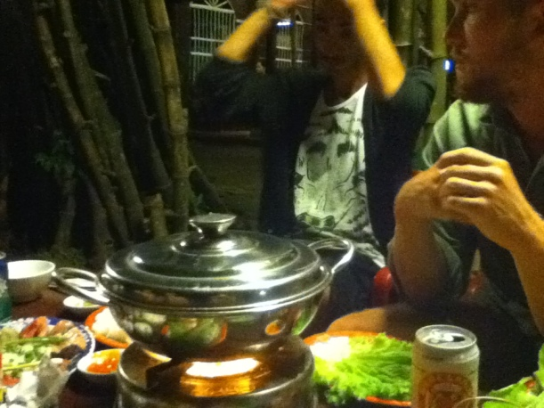 Get a hot pot, or you might regret it.